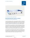 MicroIFEM 2P5 piezo & pmax